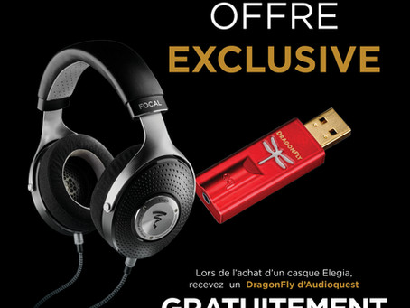 OFFRE EXCLUSIVE!
