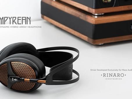 Les écouteurs Meze Audio maintenant disponibles à la boutique!