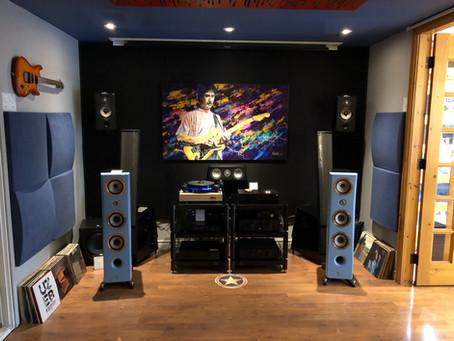 La salle Dolby Atmos est maintenant fonctionnelle!