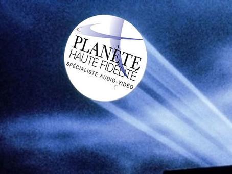 À LA DÉCOUVERTE DE LA PLANÈTE HAUTE FIDÉLITÉ