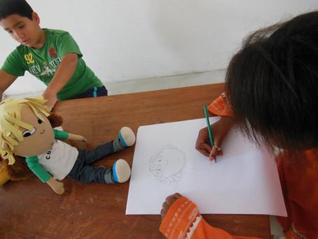 A Ação Educativa do Festival Artes Vertentes está a todo vapor!