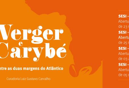 """""""Verger & Carybé: entre as duas margens do Atlântico"""""""