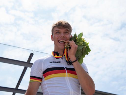 German Champion 2018 U19 Road Race