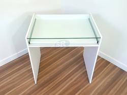 mesa expositora