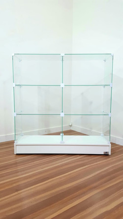 Bacão vitrine modulado