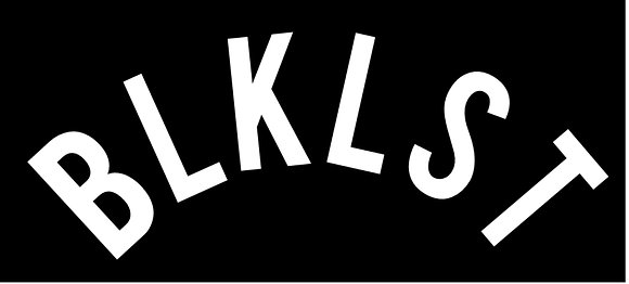BLKLST LORDS Decal