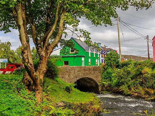 The beautiful village of Ardgroom, Beara