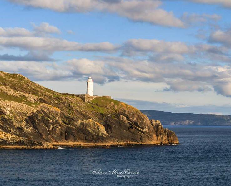 Ardnakinna Lighthouse on Bere Island