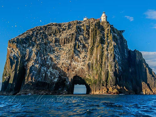 The Bull Rock & Lighthouse off Dursey Island, West Cork
