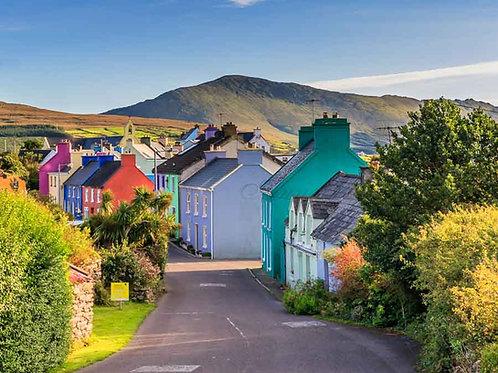 The beautiful village of Eyeries