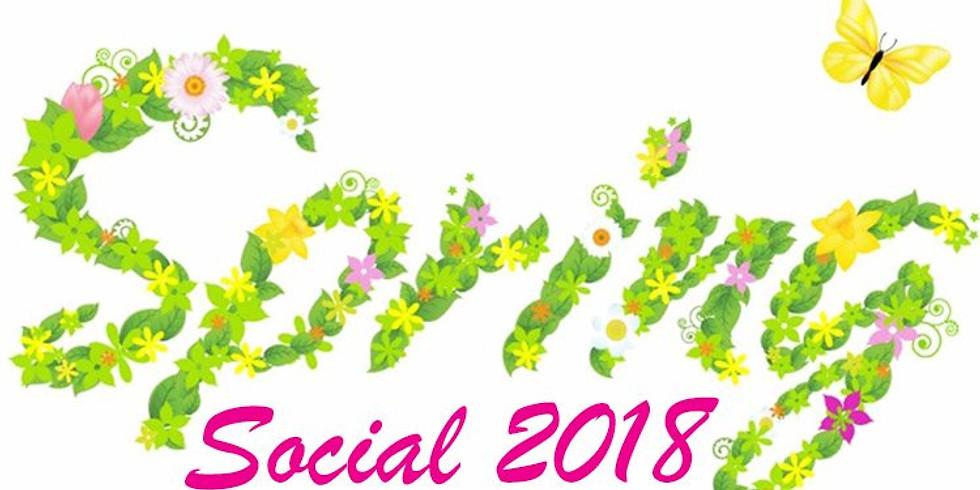 Spring Social!