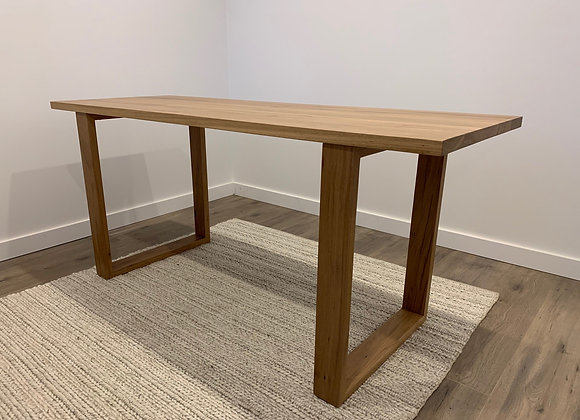 Simple Box Dining Table