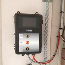 3 elektrische garagedeuren loodsen - MTM