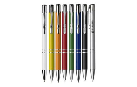 Pennen kleuren - pen 1b - Klopper Mediak