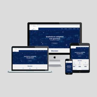 2. Website vormgeving en realisatie Klop