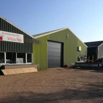 2 elektrische garagedeuren loodsen - MTM