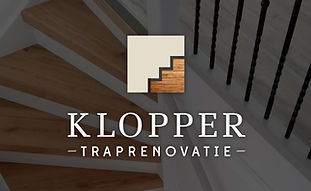 Klopper traprenovatie logo - result webs