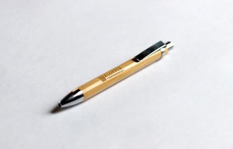 2a. Klopper Traprenovatie pen met logo -
