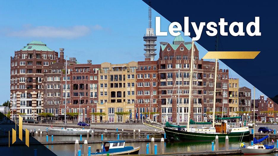Lelystad - Sterk in Taxaties
