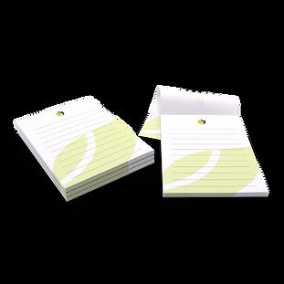 17. Vormgeving a6 notitieboekjes - ontwe