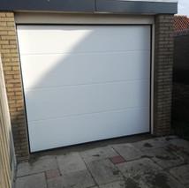 6b. schuur - garagedeuren vervangen - se
