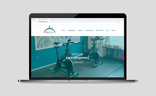 2. Website - Body Shape salon - Kapelle