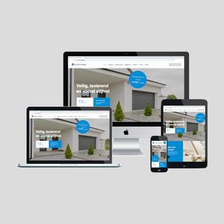 5. Website vormgeving en realisatie Klop