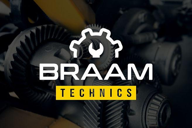 logo braam technics zeeland - vormgeving