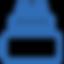 Glasvezel - blauw - Fiber Optics Zeeland