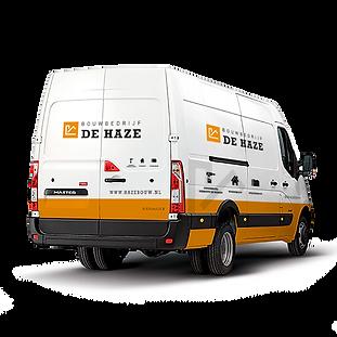 4. Werkbus Bouwbedrijf de Haze Zeeland -