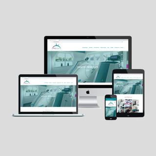 7. Website vormgeving en realisatie Klop