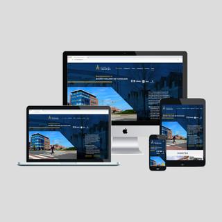 1. Website vormgeving en realisatie - Kl