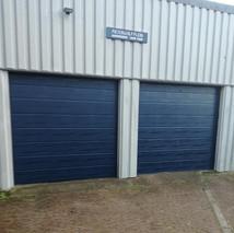 2. Loods - garagedeuren vervangen - sect