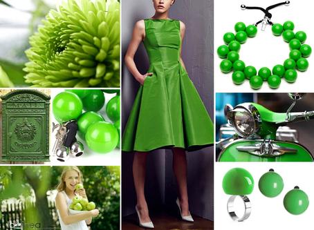 Zelená jako tráva - pozvání na procházku
