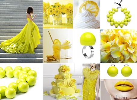 Citronová - barva, která vás rozveselí