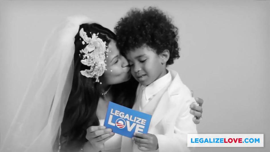 Legalize Love campaign
