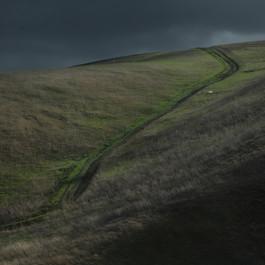 landscape triptych