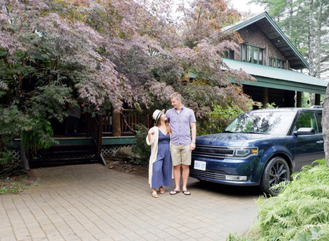 An Anniversary Weekend Away With The Ford Flex