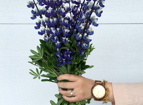 Lupin Inspired Outfit and a Jord Watch Giveaway
