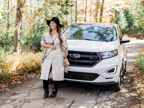 Stay Calm and Drive On - #GoFurther with Ford Canada