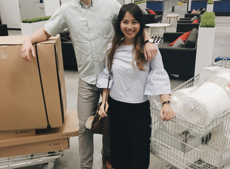 Tips for Your First In-store IKEA Shopping Trip