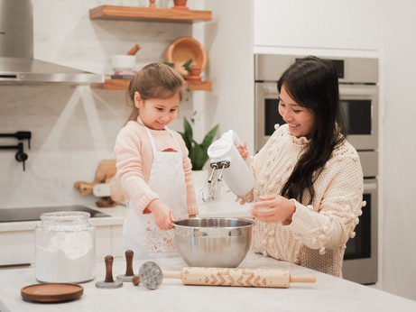 Gluten Free Gingerbread Cutout Cookies Featuring the KitchenAid Cordless  Suite