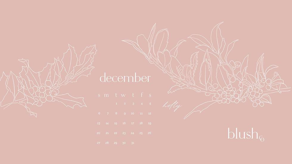 Winter Calendar Downloads