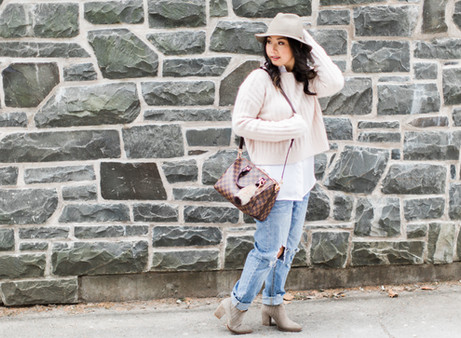 Weekend Vibes | A Layered Look