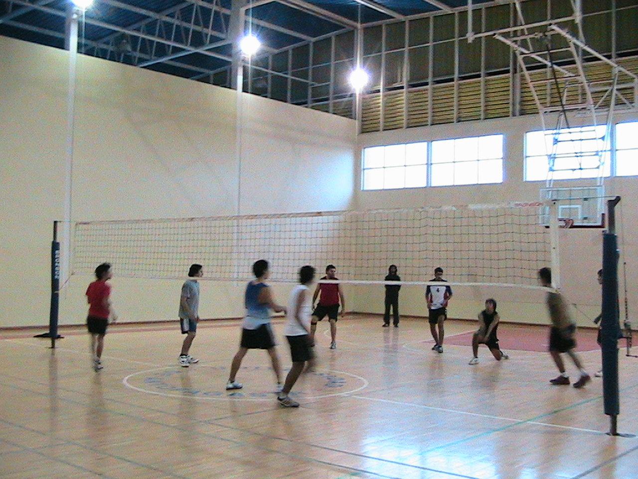 Campeonato de Volleyball