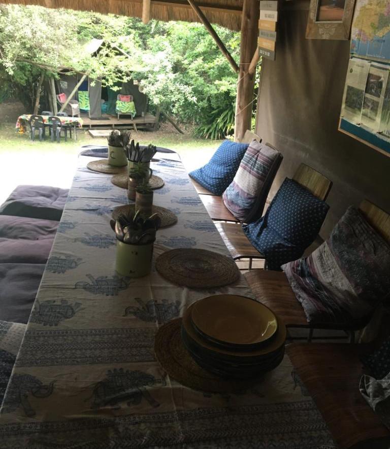 Boma dining room