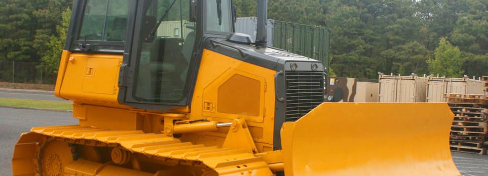 Monmouth County Bulldozer