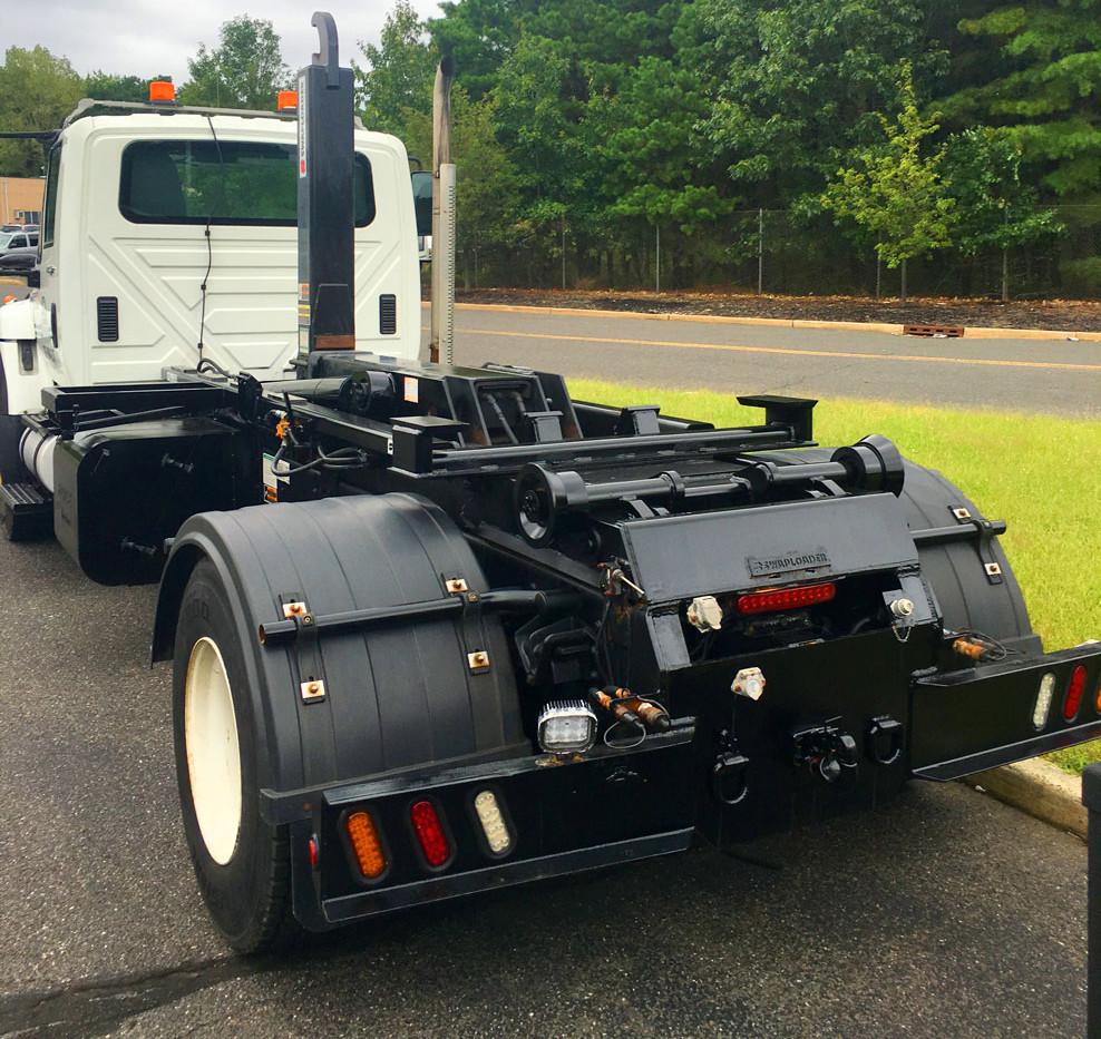 Swap Loader Truck