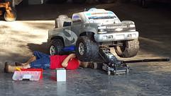 """""""Legacy: Fixin' my Truck"""" Vicky Thomas"""