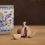 Garlic Pot.
